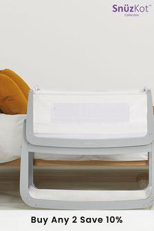 SnuzPod4 Bedside Crib Dove