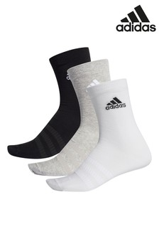 adidas Kids Crew Socks 3 Pack