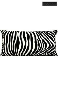 Zanzibar Stripe Cushion by Riva Home