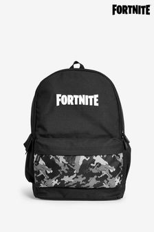 Black Fortnite Backpack
