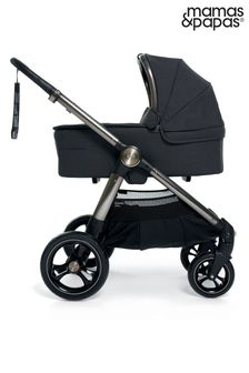 Ocarro Carrycot in Onyx by Mamas and Papas