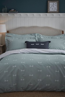 Sophie Allport Dragonfly Duvet Cover and Pillowcase Set