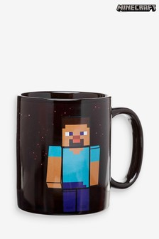 Black/Green Minecraft Enderman Heat Change Mug