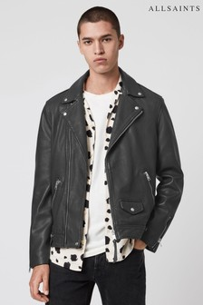 AllSaints Milo Leather Jacket
