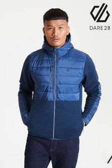 Dare 2b Blue Narrative Full Zip Sweater