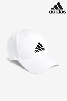 adidas Adult White Baseball Cap