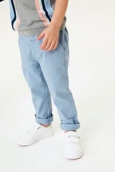 Blue Stretch Chinos (3mths-7yrs)