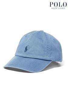 Polo Ralph Lauren Chino Twill Logo Cap