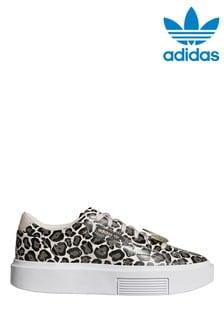 adidas Originals Leopard Sleek Trainers