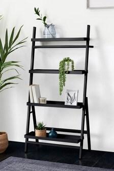 Black Metal Ladder