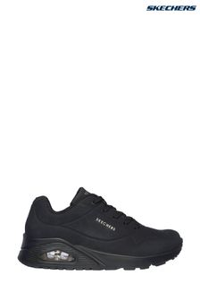 Skechers® Black Uno Stand On Air Trainers