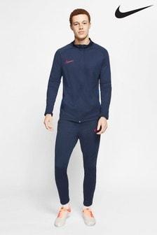 Nike Navy/Blue Academy Tracksuit
