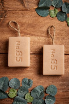 Set of 2 No.85 Soap On A Rope