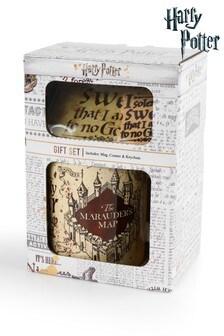 Cream Harry Potter Marauders Map Gift Set