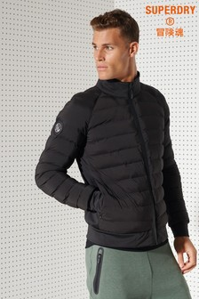 Superdry Sport Motion Radar Hybrid Jacket