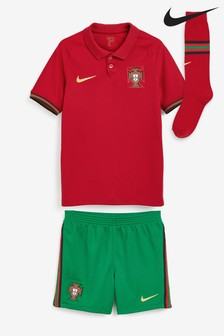 Nike Home Portugal Mini Kit