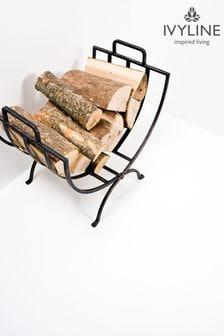 Linear Log Basket by Ivyline