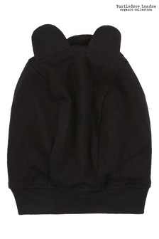 Turtledove London Black Bear Hat