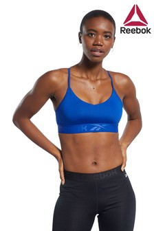 Reebok Workout Ready Strappy Back Bra