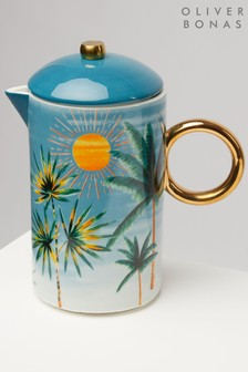 Oliver Bonas Sol Ceramic Cafetiere
