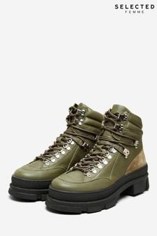 Selected Femme Maya Hiking Boots
