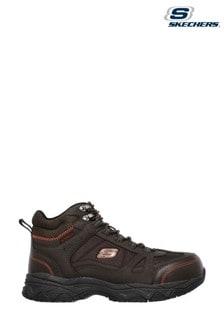 Skechers® Brown Ledom Trainers