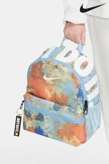 Nike Kids Brasilia JDI Mini Printed Backpack