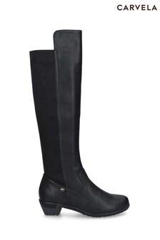 Carvela Comfort Black Thea Boots