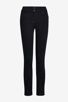 Black Lift, Slim And Shape Slim Jeans