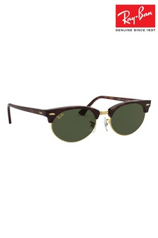 Ray-Ban® Clubmaster Oval Sunglasses