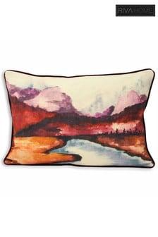 Kielder Landscape Cushion by Riva Home