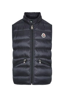 Boys Navy Gui Gilet