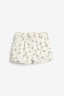 Blonde Denim Shorts (3-16yrs)