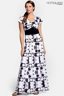 HotSquash White Gemma Dress