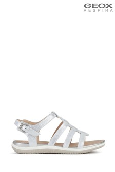 Girls Next White Wedge Sandals (Older) White | Products in