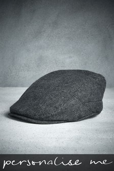 Personalised Flat Cap