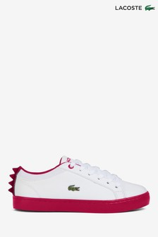 Lacoste® Child Straight Set Trainers
