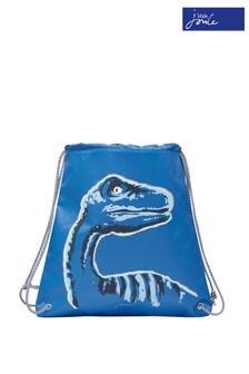 Joules Blue Active Drawstring Bag