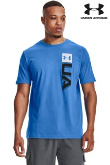 Under Armour Box Logo Wordmark T-Shirt