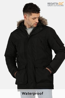 Regatta Black Salinger Ii Waterproof Jacket