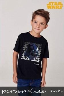 Personalised Disney™ Star Wars™ T-Shirt