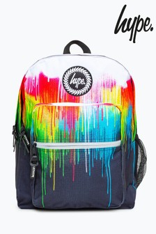 Hype. Multi Drips Utility Backpack