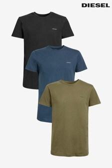 Diesel® Multi T-Shirts Three Pack