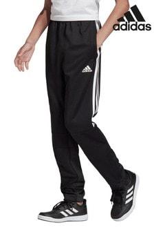 adidas Black Tiro 3 Stripe Joggers