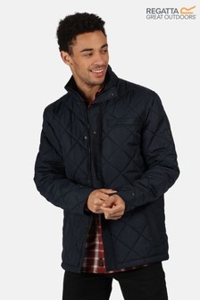 Regatta Blue Locke Quilted Jacket