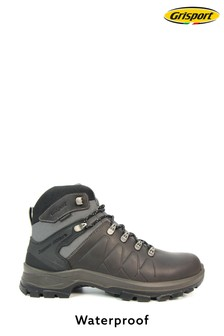 Grisport Brown Waterproof and Breathable Hiking Boots
