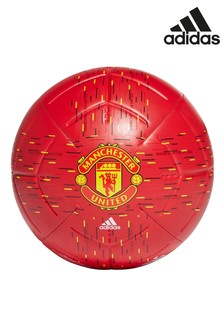 adidas Manchester United Red Football