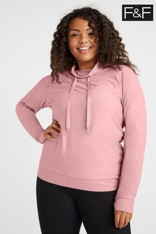 F&F Soft Touch Tech Cowl Neck Sweat Top