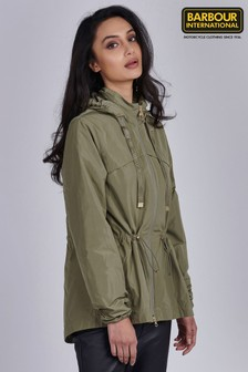 Barbour® International Showerproof Rollcage Jacket