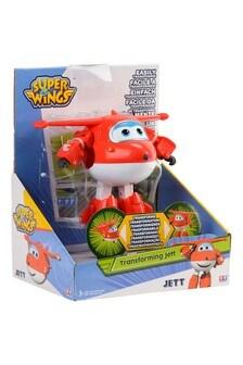 Super Wings Transforming Vehicles - Jett